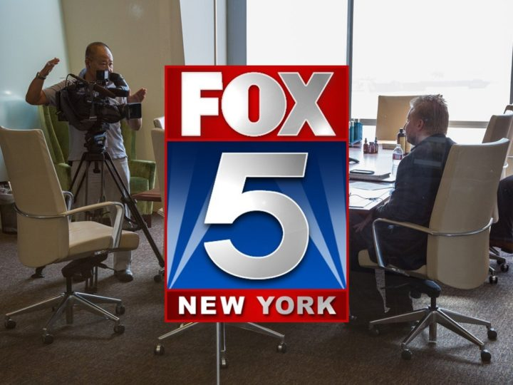 Fox 5 NY Interviewed MJNA's CEO Dr. Stuart Titus at Cannabis Expo