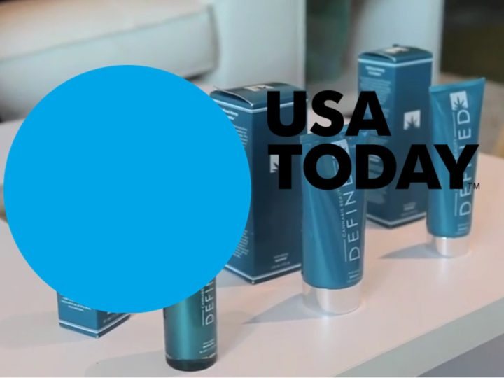 "Cannabis Beauty Defined on USA Today's ""We'll Try Anything"""