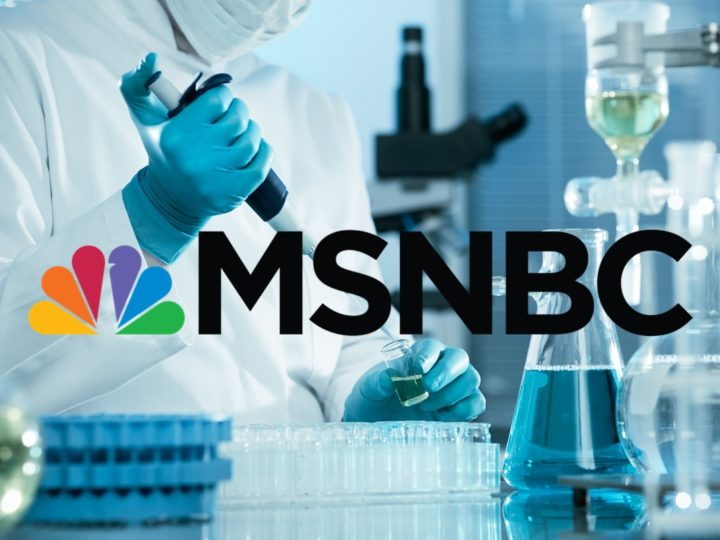 Kannalife Sciences Spokesman Marvin Washington Appears on MSNBC