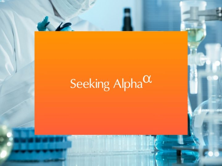 Seeking Alpha: CURE Pharmaceutical Initiates Cancer Cannabis Study