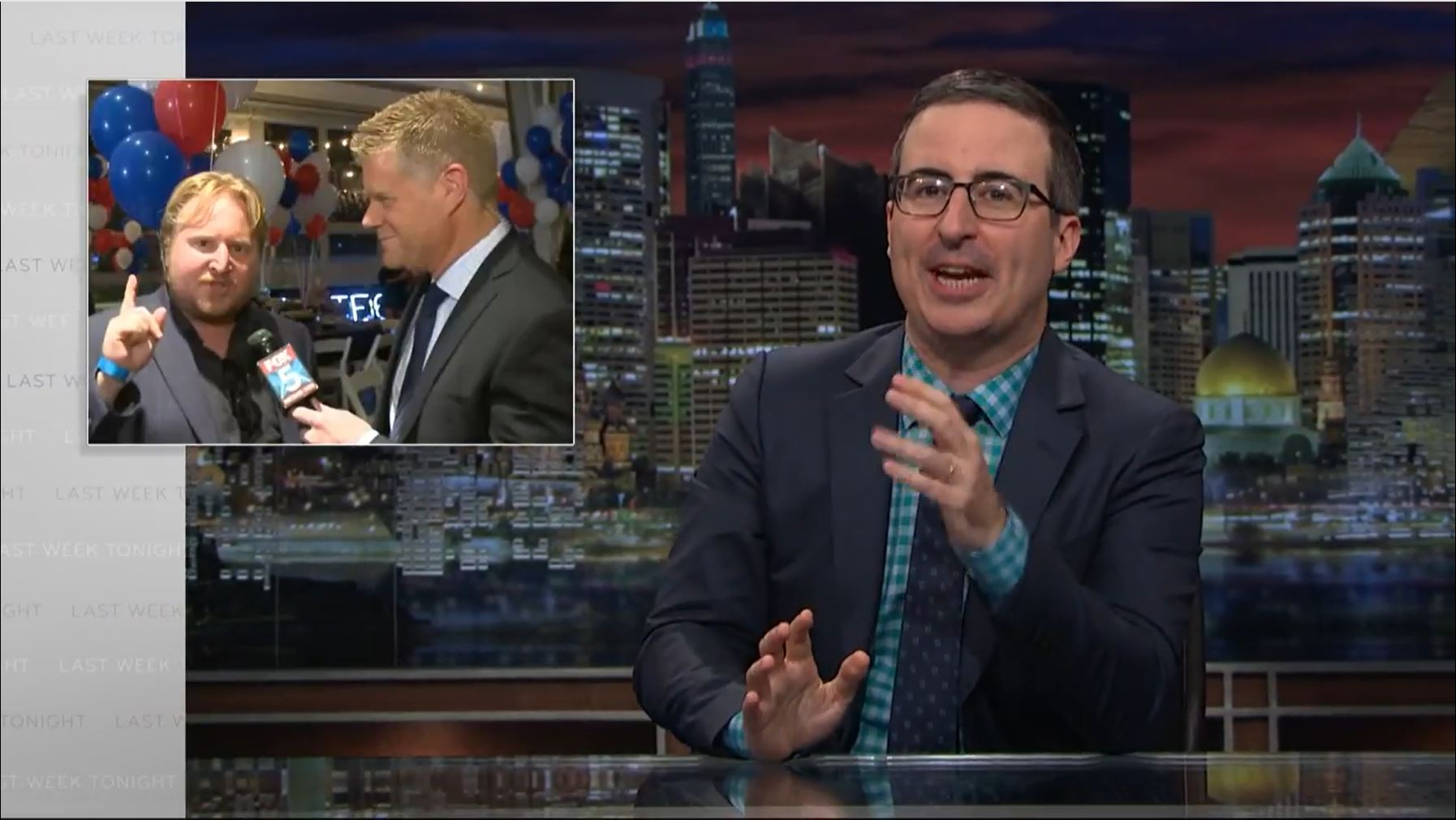 [WATCH]CMW CEO Featured in HBO Last Week Tonight with John Oliver Segment