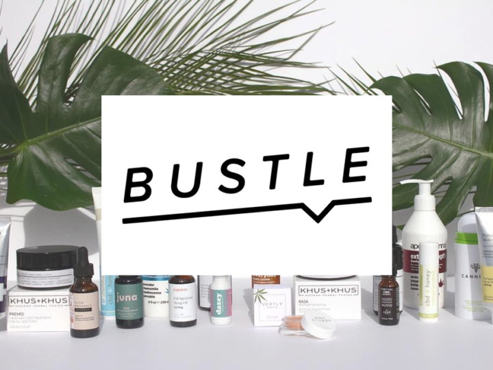 What Does CBD In Skin Care Products Actually Do? Here's Everything You Need To Know