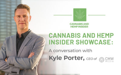 Best Practices in Cannabis and Hemp Corporate Communications: A conversation with Kyle Porter, CEO of CMW Media